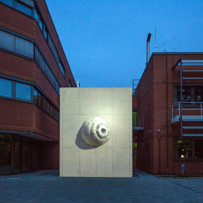 Berlin-RKI-Egill Sæbjörnsson Kunst am Bau Projekt - Juni-Juli 2014